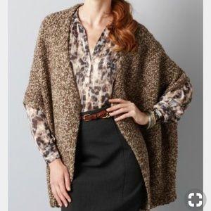 Ann Taylor LOFT shrug sweater cArdigan
